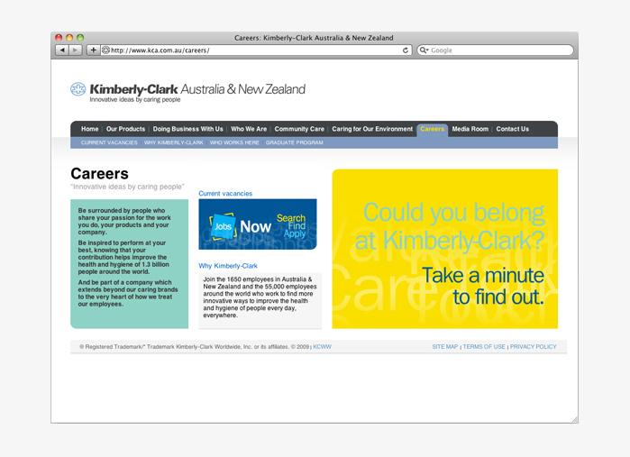 Kimberly-Clark Australia
