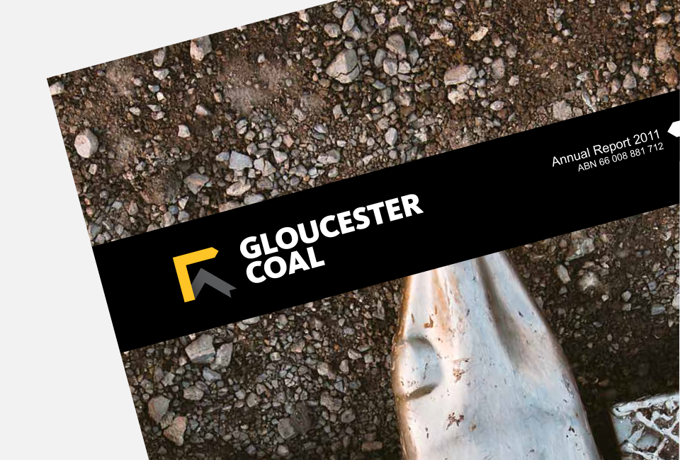 Gloucester Coal Annual Report