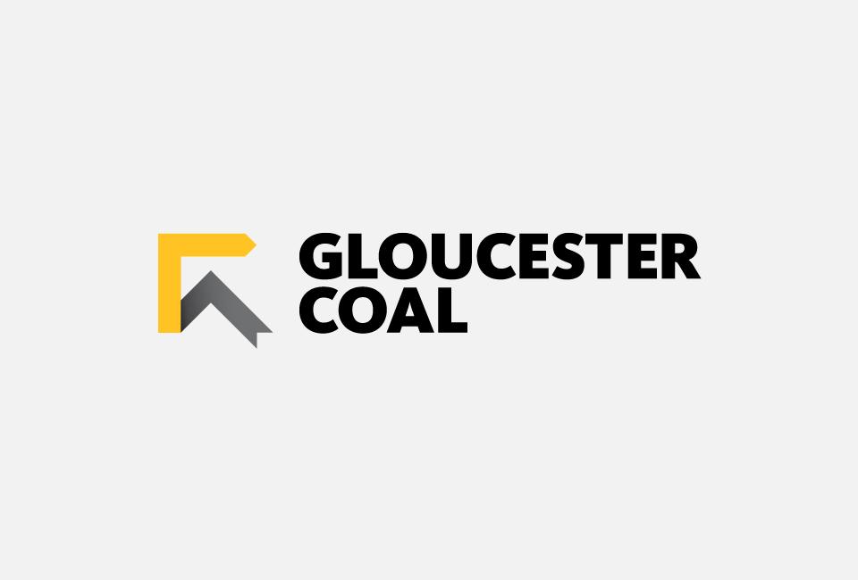 Overhauled mining business logo
