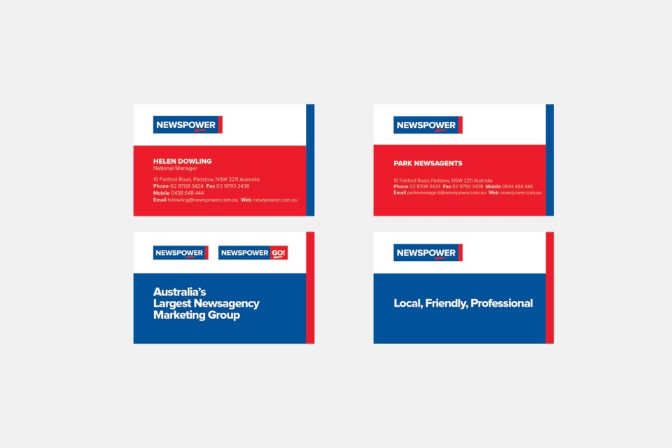 NP Business Cards